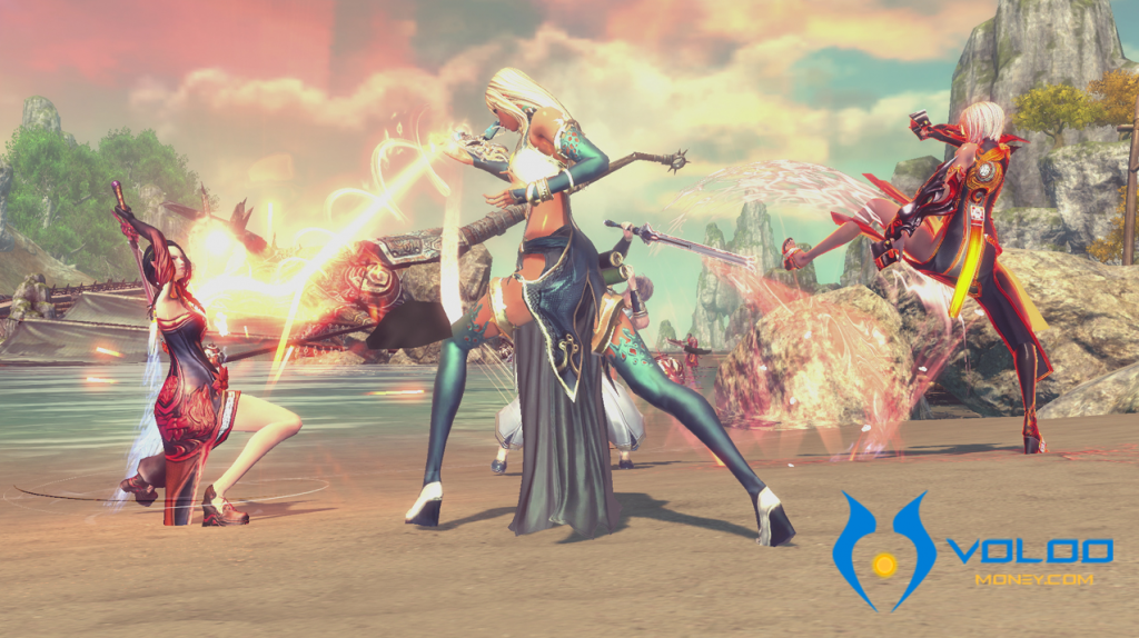 Blade and soul Руофф